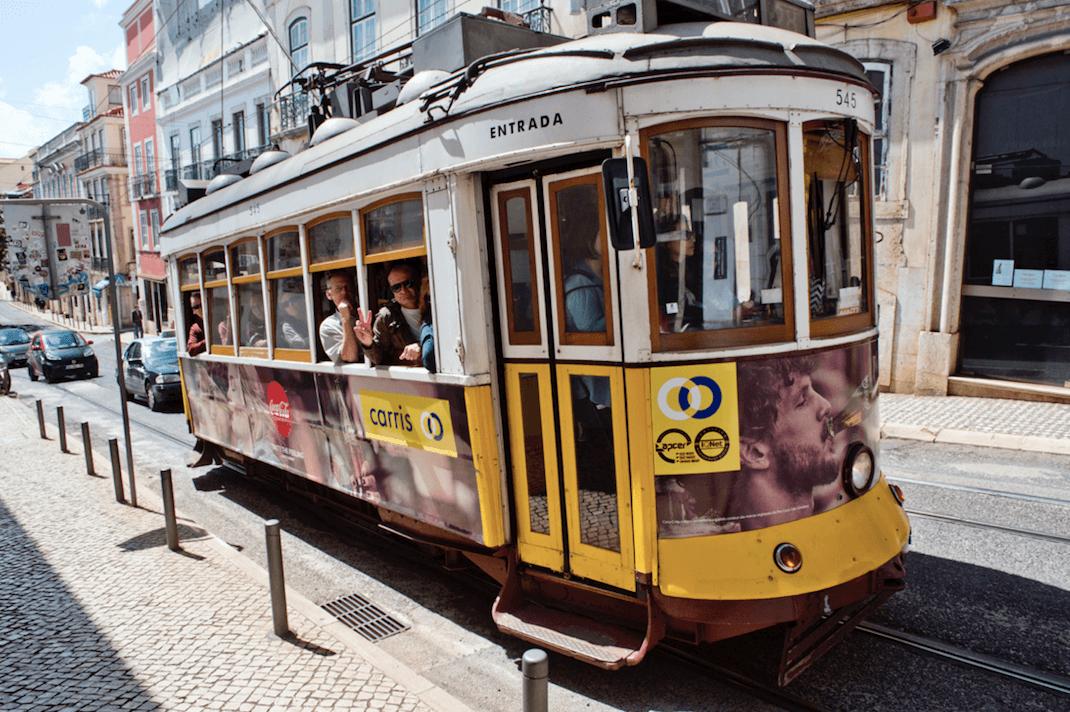 Nya vindar i Lissabon