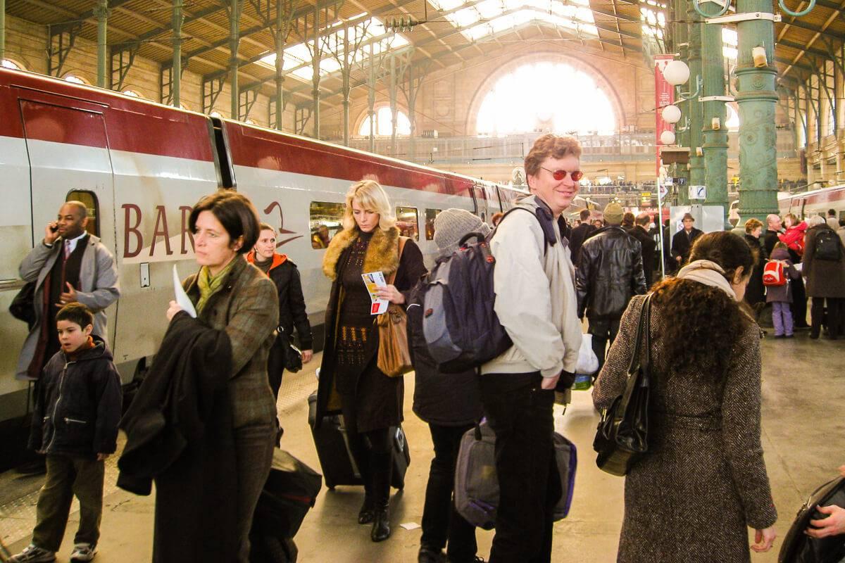 Ta Tåget Till Europa – Stor Guide