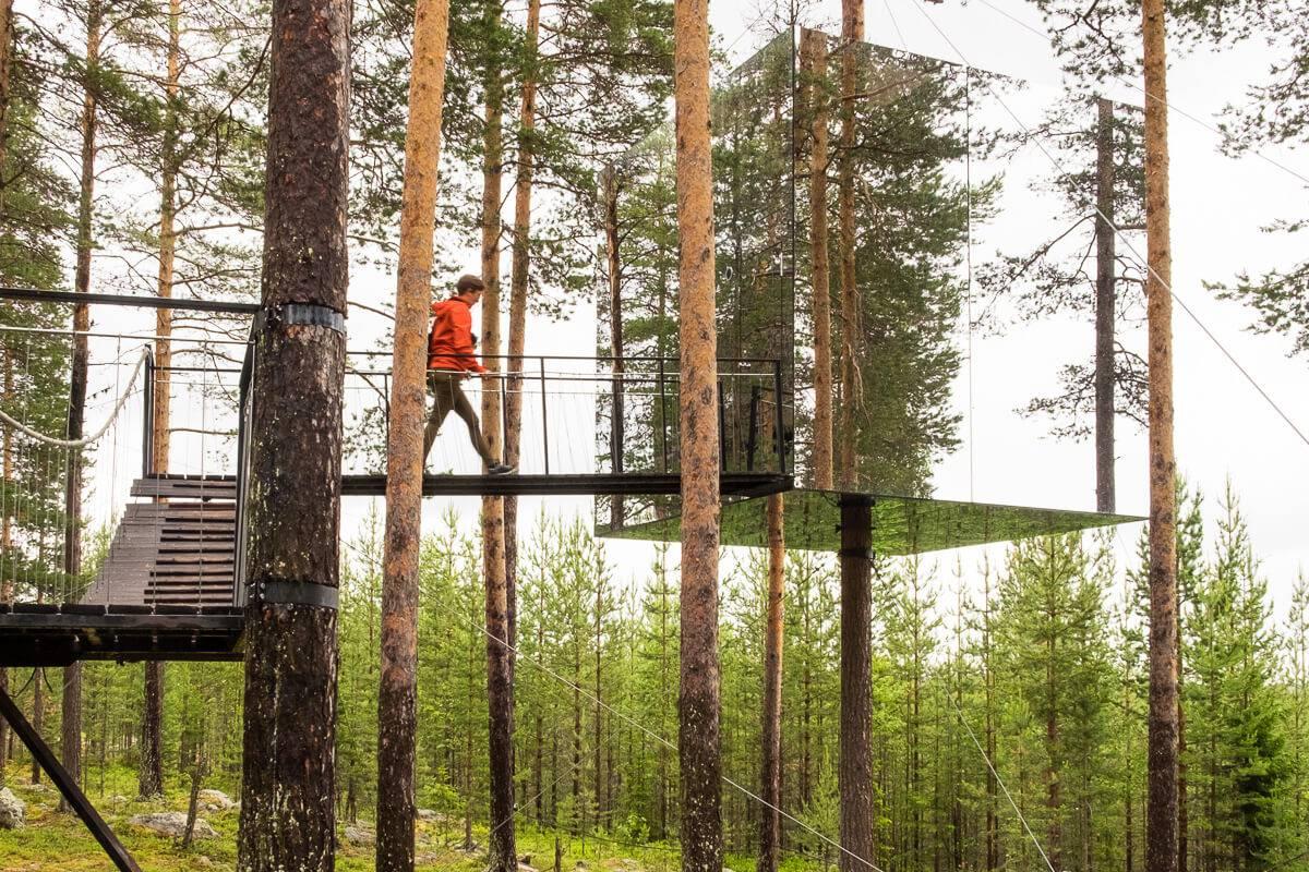 Roadtrip Norrland Etapp 7 – Harads: Kändisarnas Gömställe