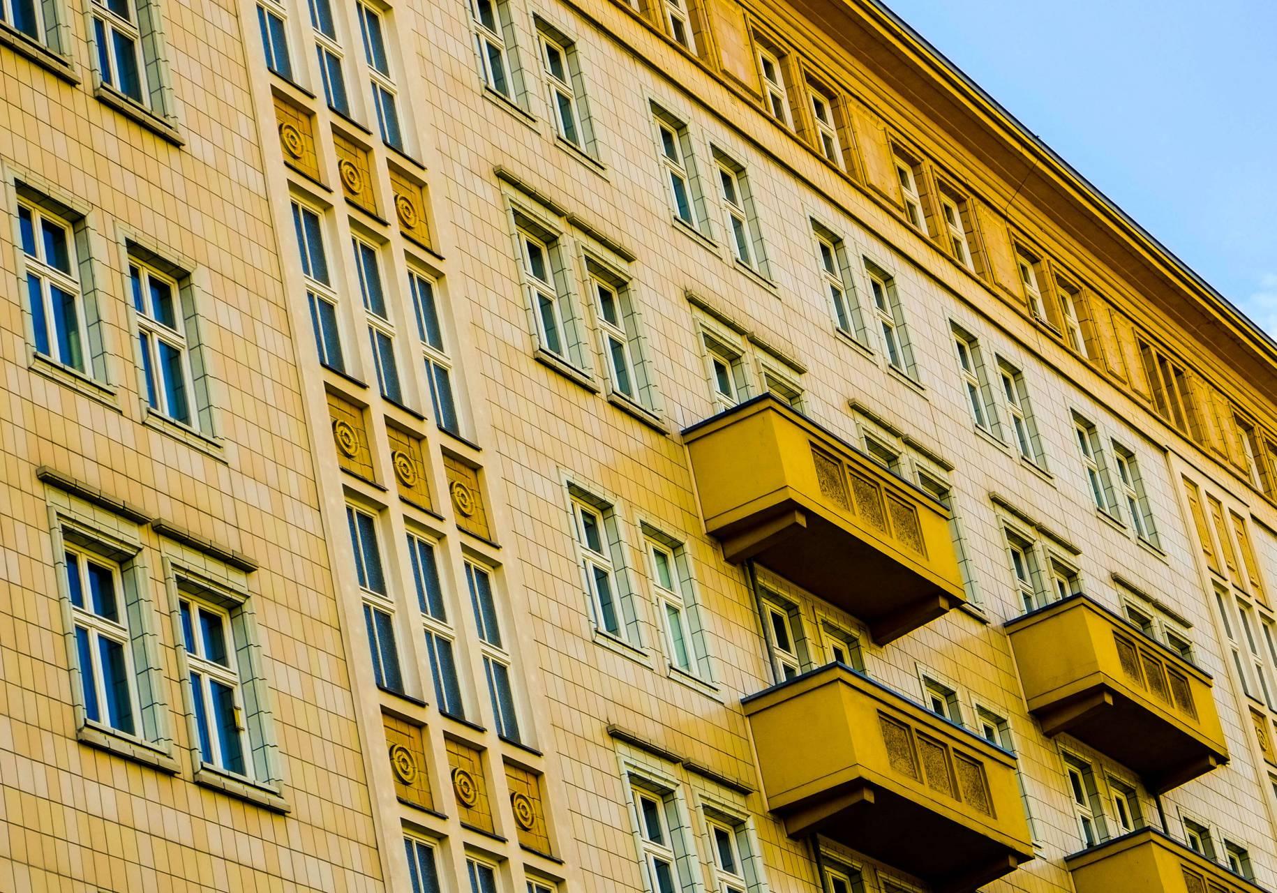 Utdömd Arkitektur I Forna DDR Omvärderas