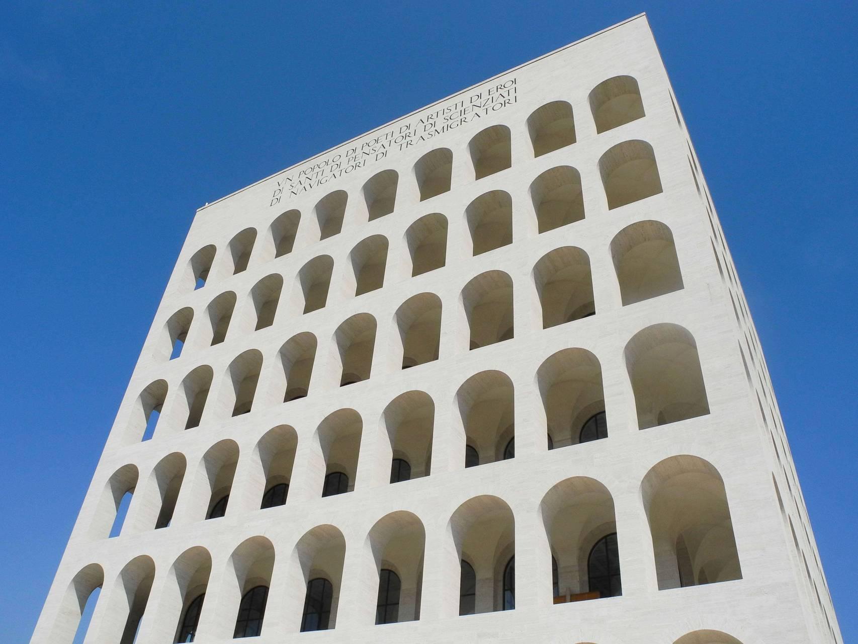 Så Satte Mussolini Spår I Rom