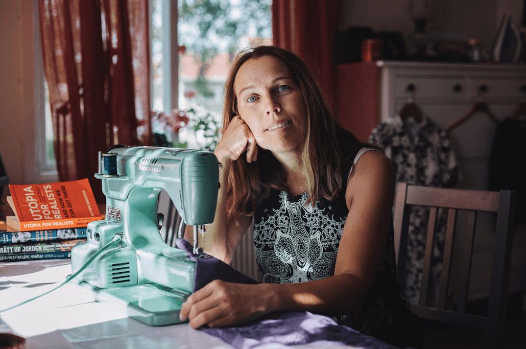 Åsa Tjänade På Att Sluta Lönearbeta – Och Blev Frisk