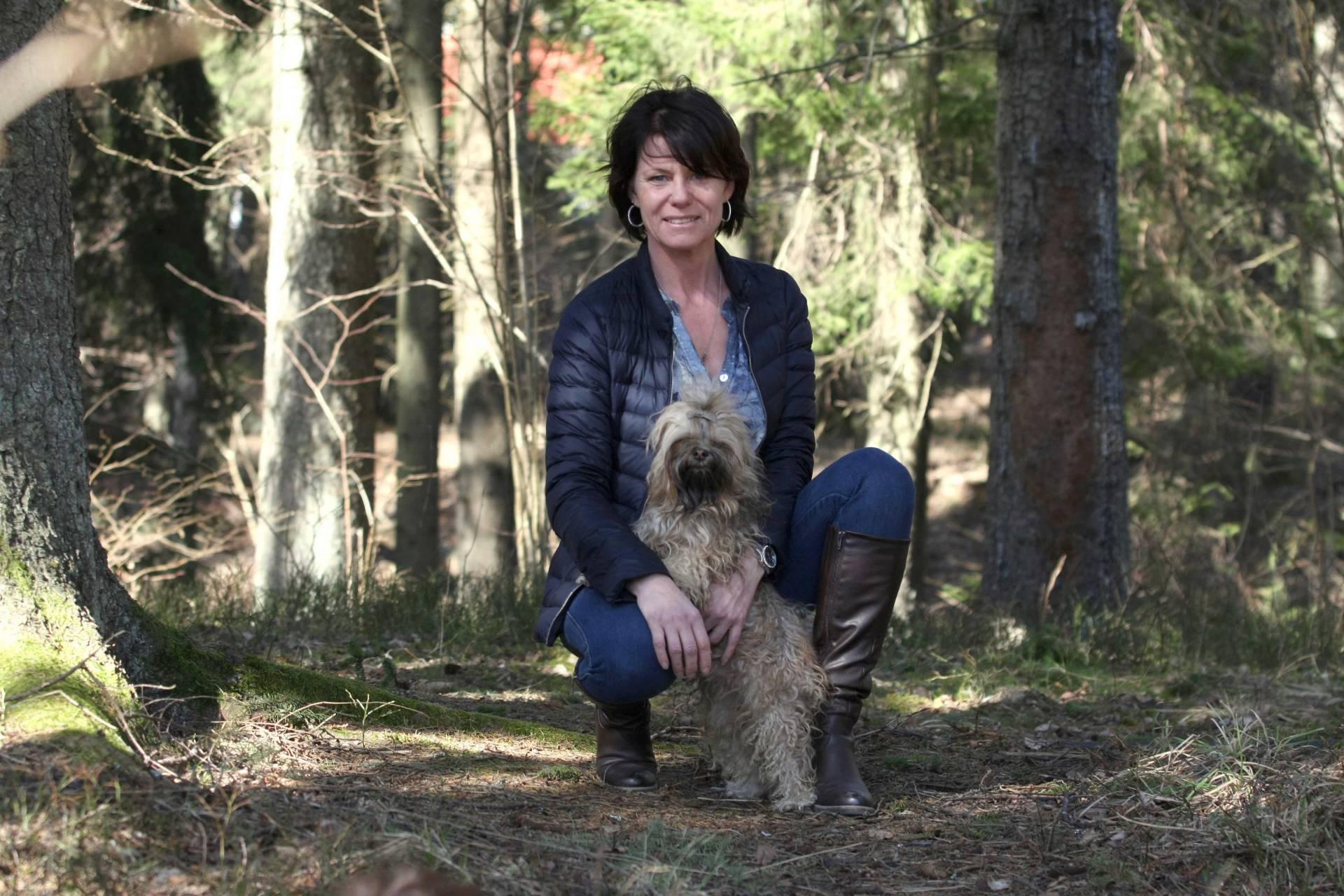 Sköldkörtelsjuka Nadja: Det Har Varit Svårt Att Få Hjälp