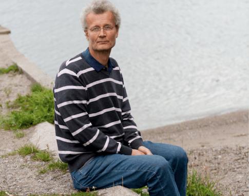 Mikael överlevde Estoniakatastrofen