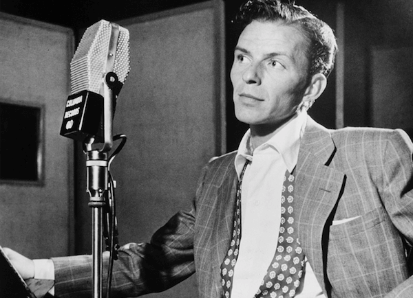 Frank Sinatra - mannen, myten, legenden