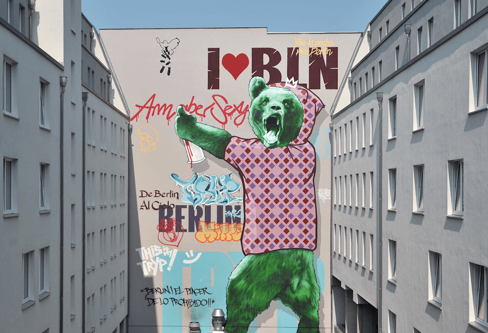 Melia Tryp Hotel i Berlin
