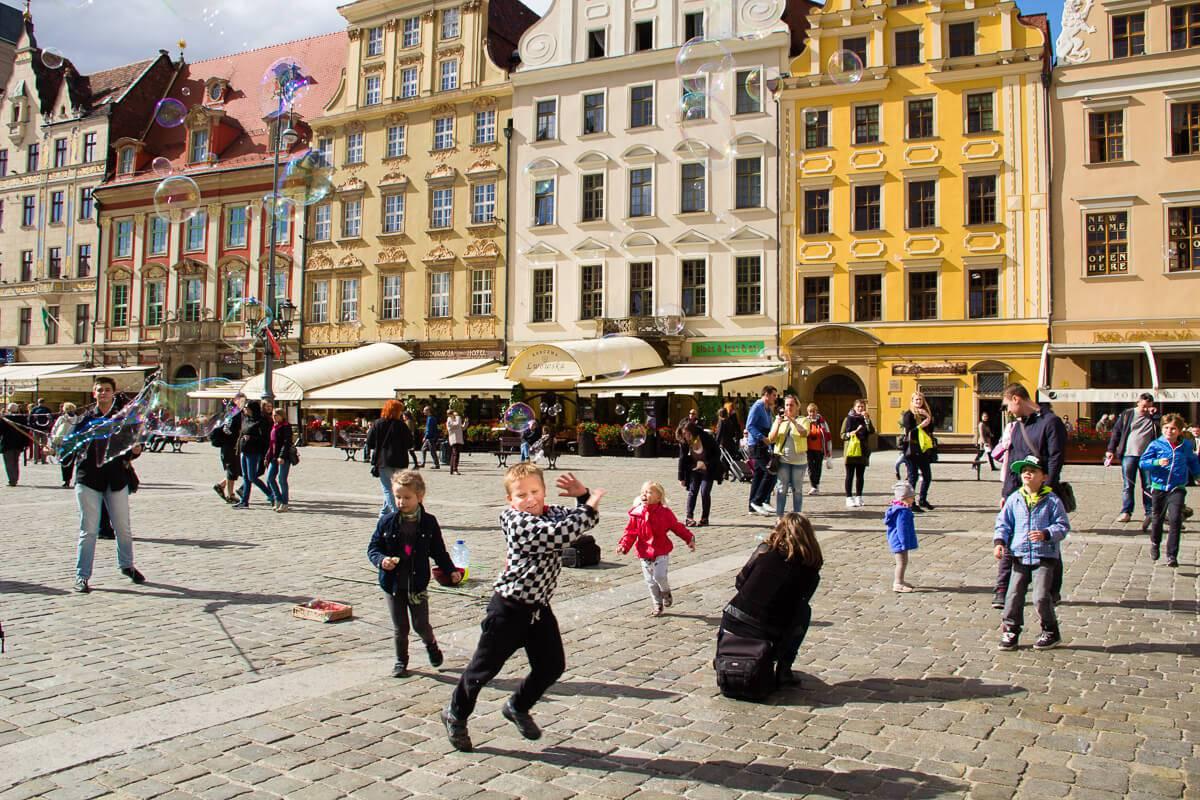 Wroclaw – Kultur Och Historia På Nobelnivå
