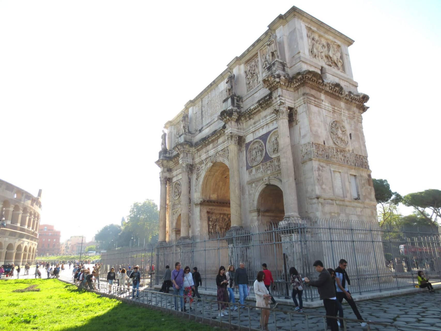 8 Anledningar Att Besöka Rom