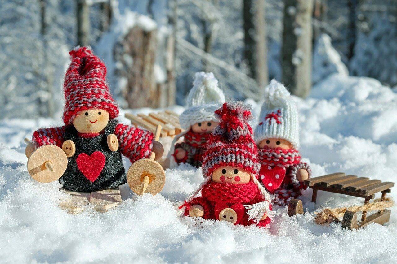 fira jul utan ångest och koonflikten