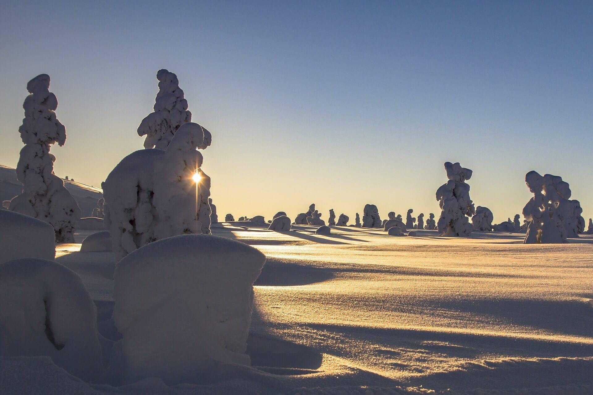 Fira jul i Lappland
