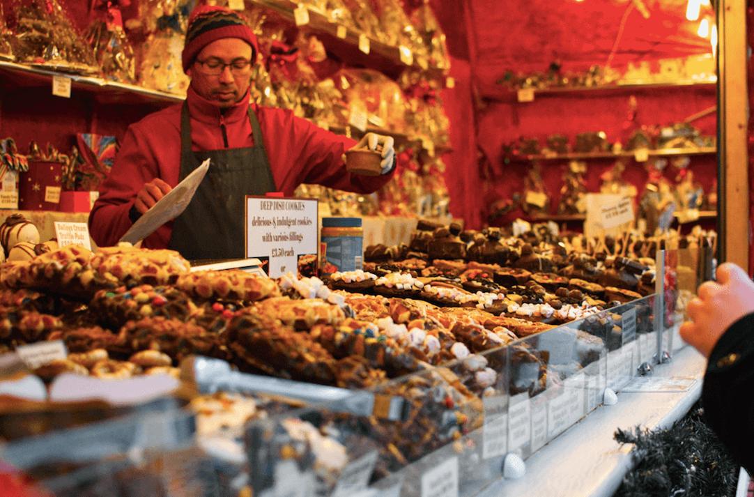 Gazzine tipsar om Europas bästa julmarknader