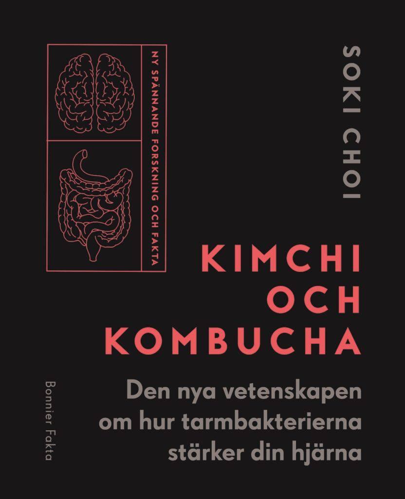 Omslag boken Kimchi och kombucha