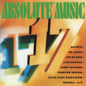 Omslag till Absolut Music