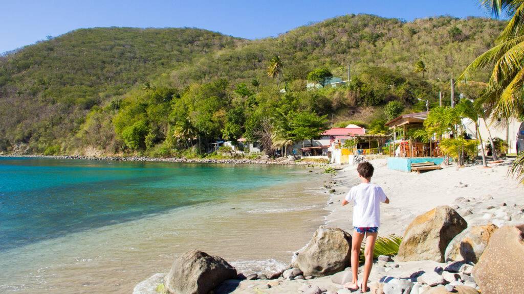 Deshaies, Guadeloupe