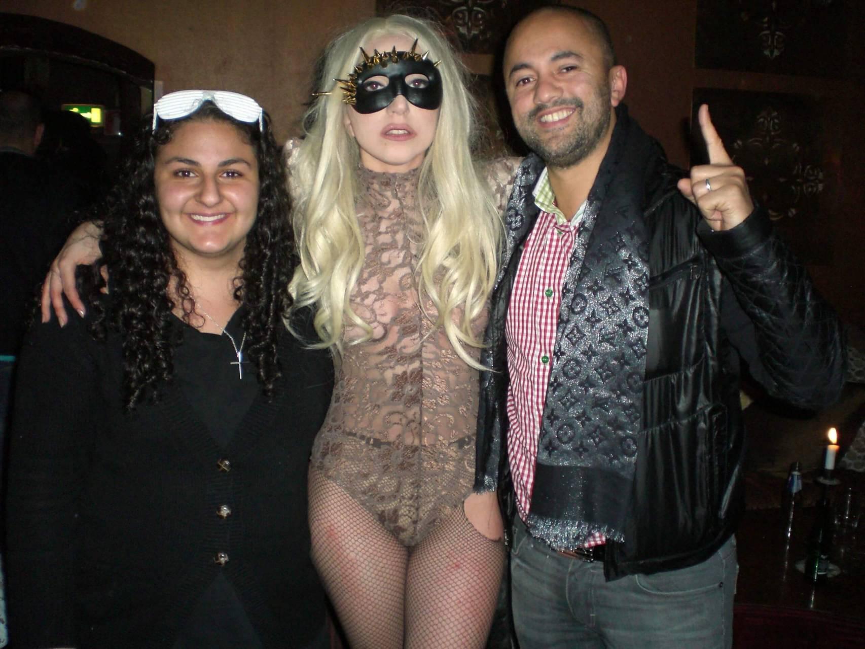 Mannen bakom Lady Gaga berättar om den magiska veckan.
