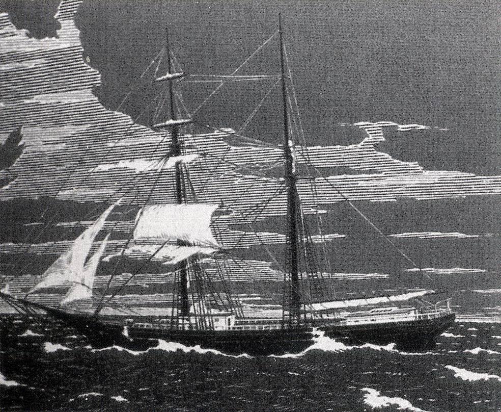 Skeppet Mary Celeste