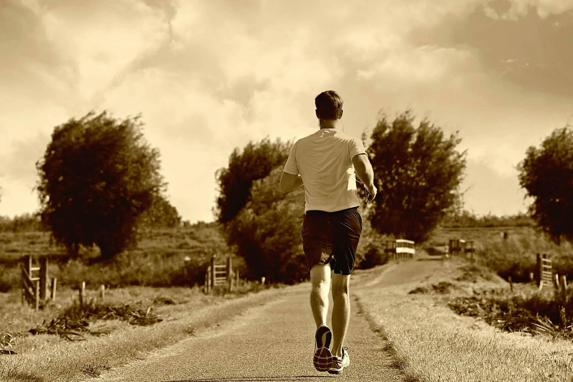 meditativ löpning