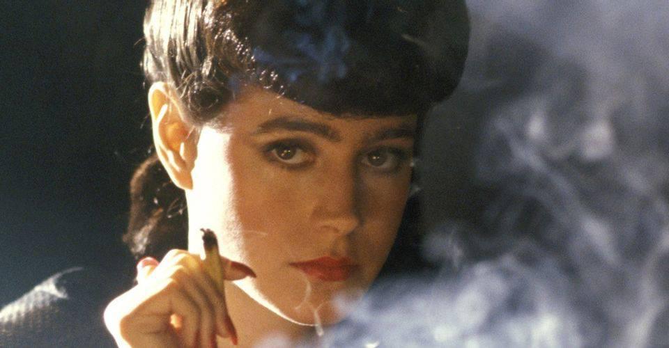 Roboten Rachel I Blade Runner.